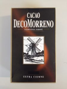Cacao DecoMorreno - 100RY